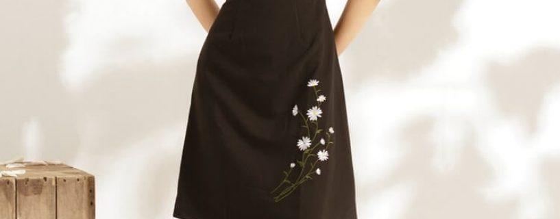 Mua váy đầm mùa đông công sở