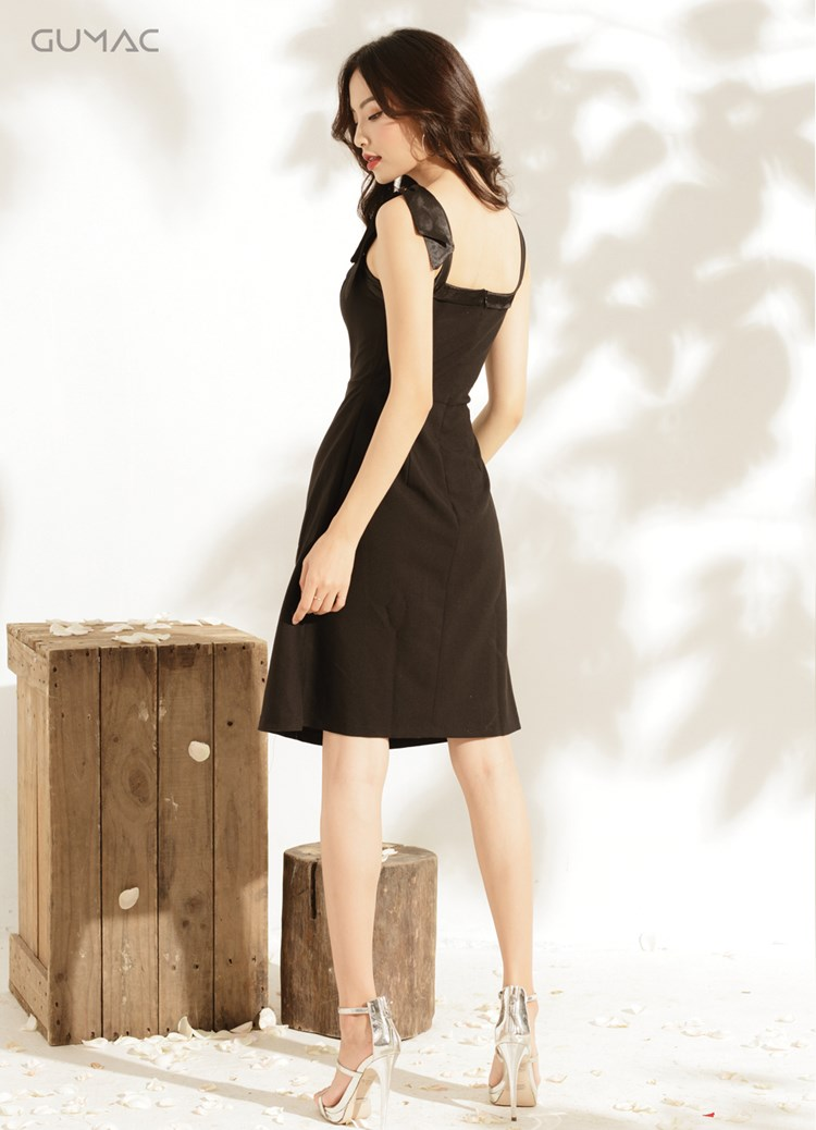 váy đầm mùa đông công sở 02