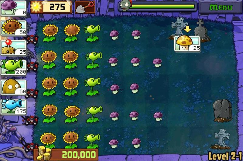 Cách chơi level 2.1
