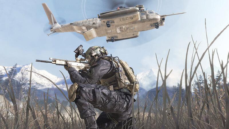 Call of Duty- Modern Warfare 2