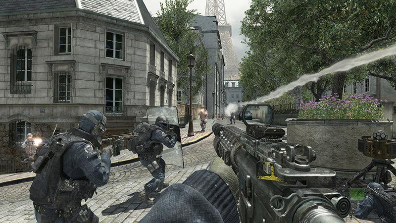 Call of Duty- Modern Warfare 3