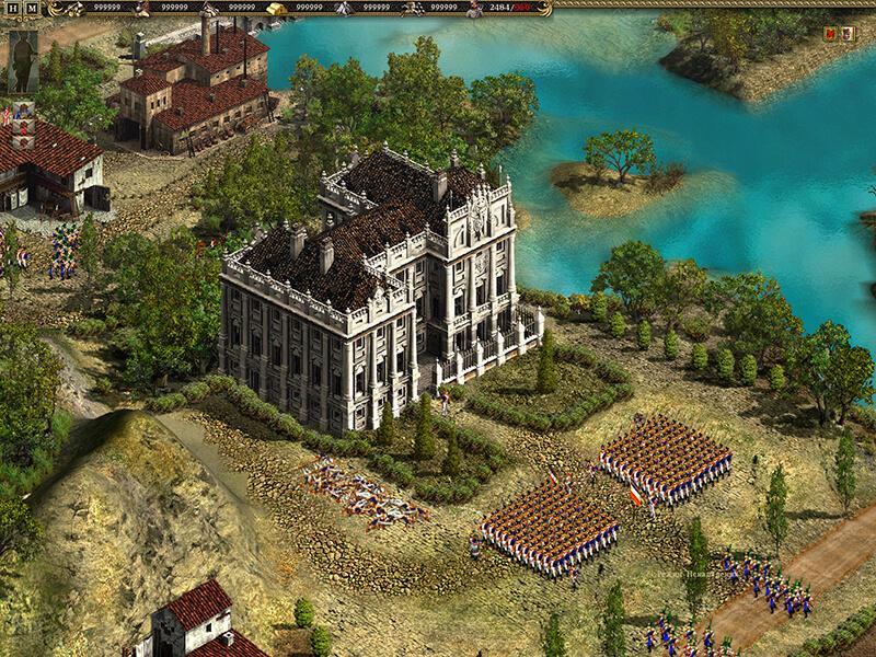 Link tải và cách cài đặt game Cossacks 2 - Battle for Europe (1)