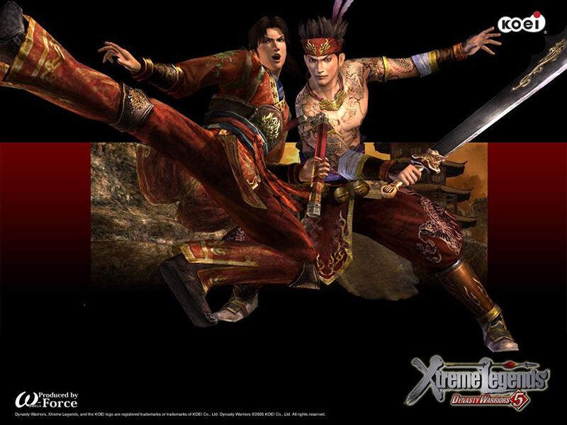 Dynasty Warriors 5 - Phiên bản được chơi lại nhiều nhất