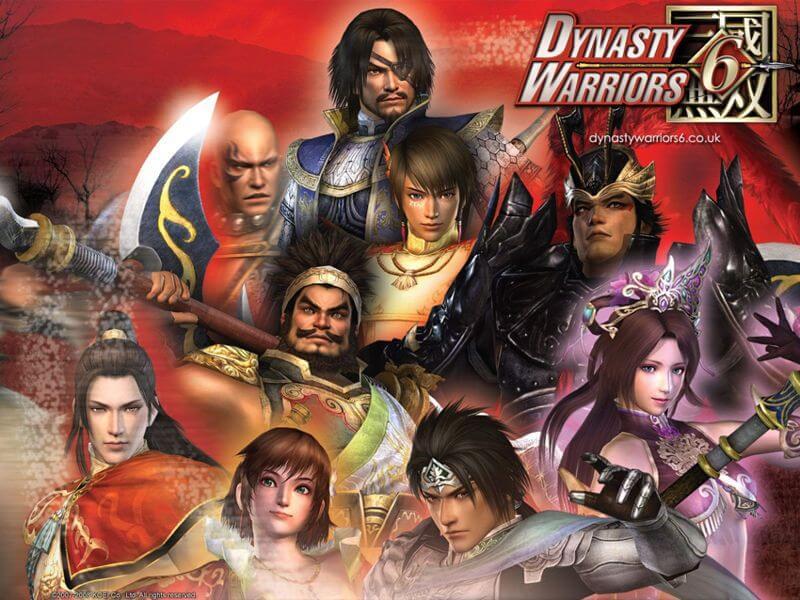 Dynasty Warriors 6 - Sự thất bại đau đớn