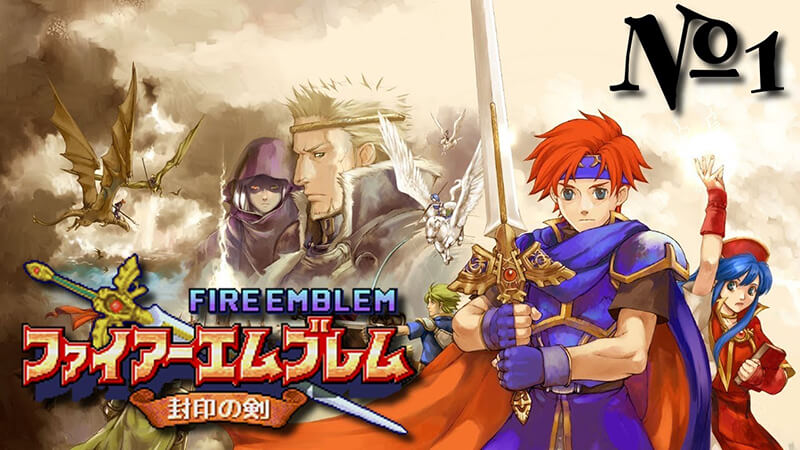 Fire Emblem 6: Sword of Seals