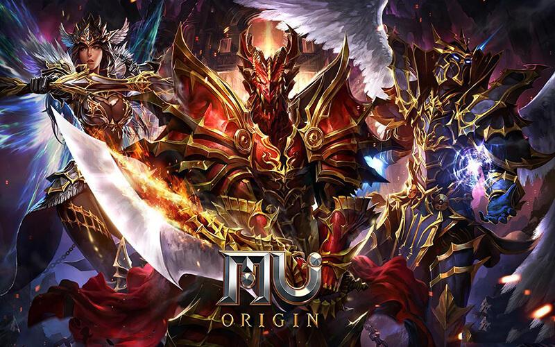 Phiên bản MU Origin VN