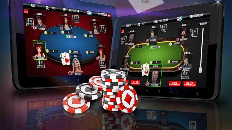 Poker cũng có nhiều loại khác nhau