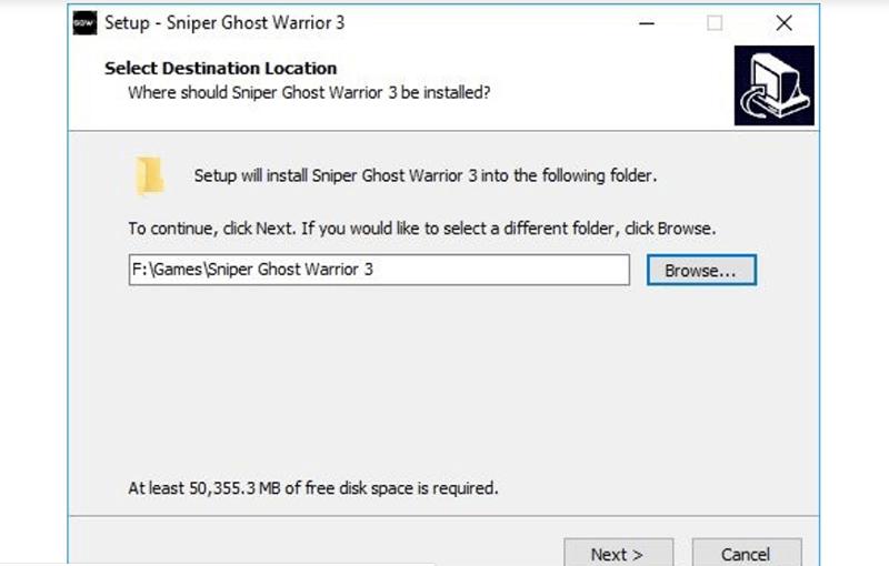 cài đặtSniper Ghost Warrior 3 fshare cho PC