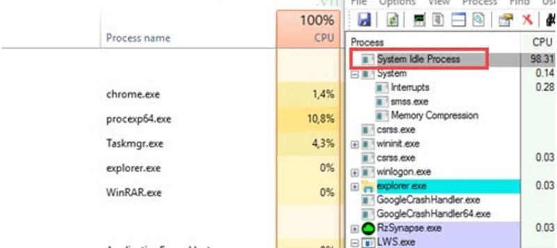 Tắt các phần mềm chạy ẩn