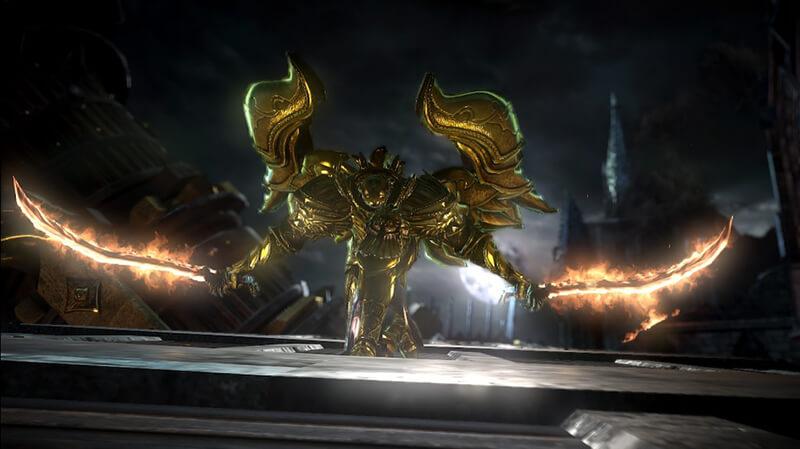 game hành động chặt chémCastlevania Lords Of Shadow 2
