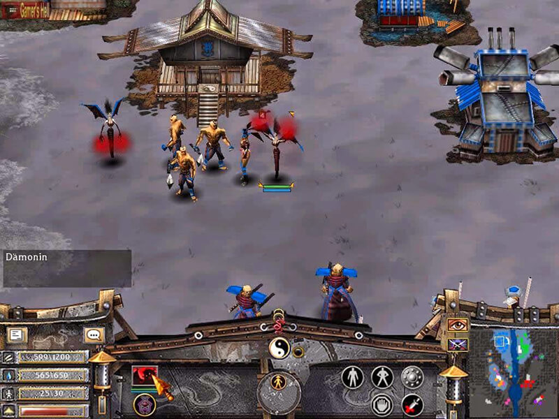 cách chơi battle realms