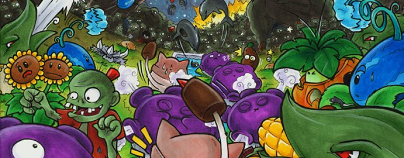 Cách chơi Plants VS Zombies Survival Endless mọi level