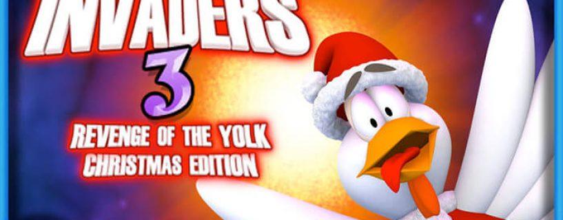 Tải ngay game Bắn Gà Chicken Invaders 3 Full Crack cho PC