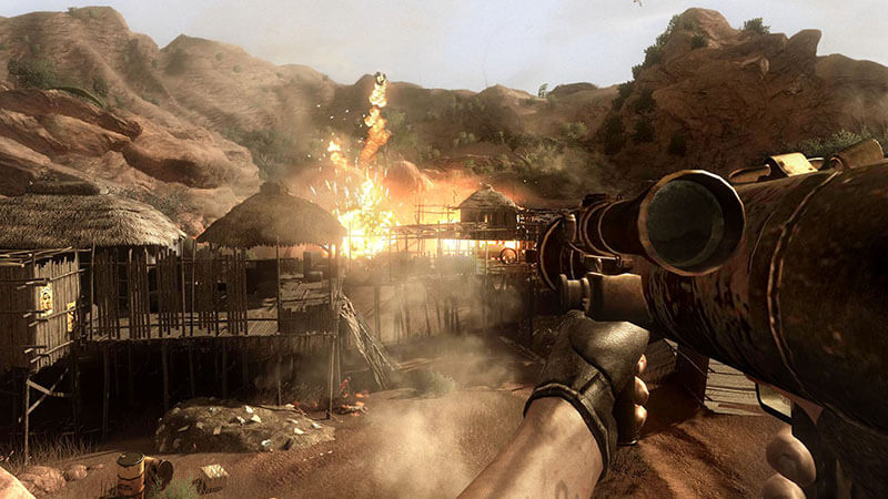 Game bắn súng Far Cry 2