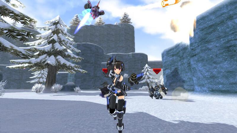 hệ thống vũ khí trong game cũng rất đồ sộ