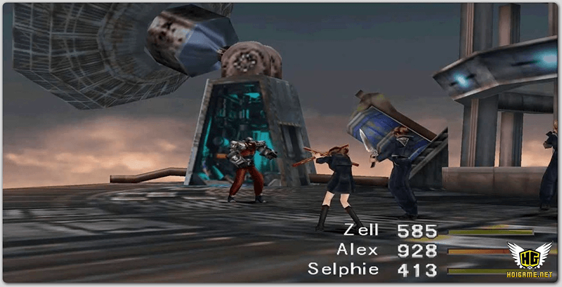 Game nhập vai Final Fantasy VIII