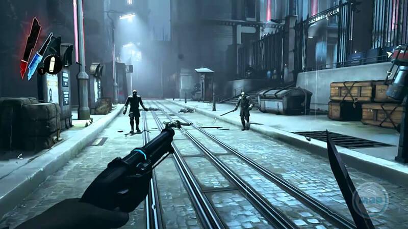 Dishonored - Game phiêu lưu của năm