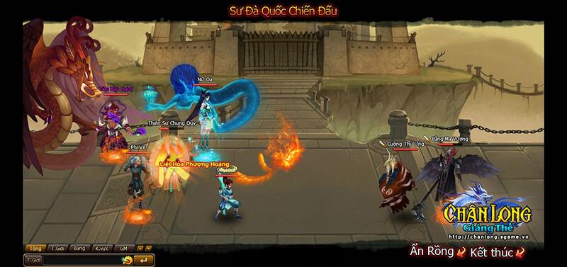 Hệ thống gameplay độc đáo