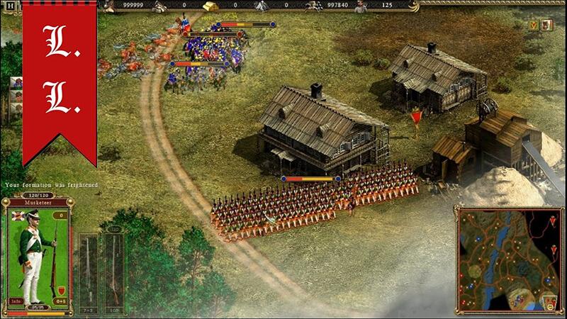 gameplay trong bảnBattle for Europe vẫn như trước