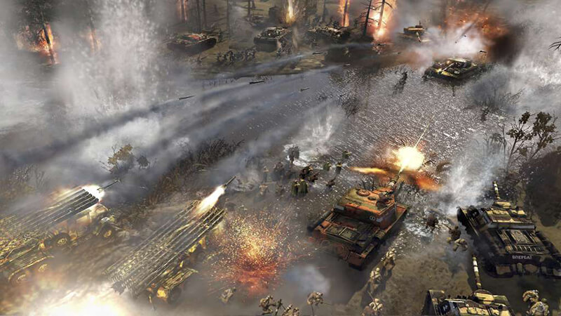 Company of Heroes 2 - Game chiến thuật Quân Sự