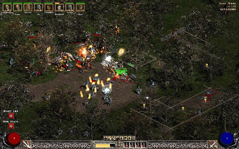 Game nhập vai Diablo 2