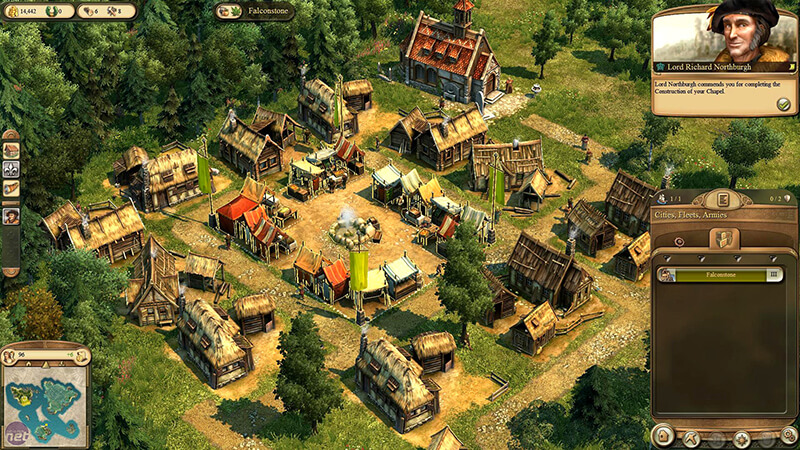 game xây dựng Anno 1404 (1)