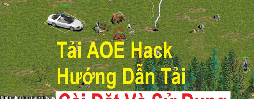 Hướng dẫn cách hack aoe ror kèm bảng cheats hữu ích