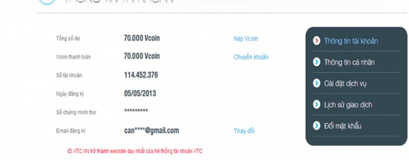 Hướng dẫn cách hack vcoin cf miễn phí 100 %(thành công)