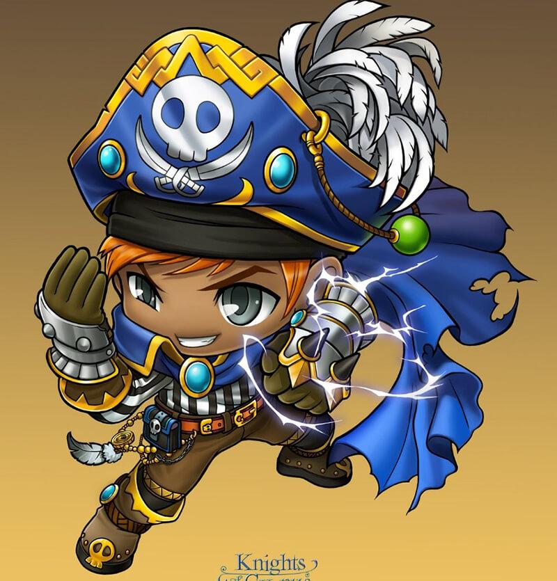 Hải Tặc Sấm Sét