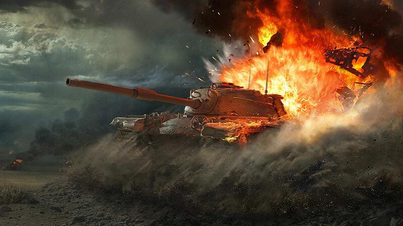 Tính năng chính World of Tanks Blitz