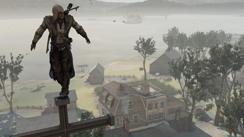 Cấu hình tối thiểu để chiến Assassin's Creed 3: