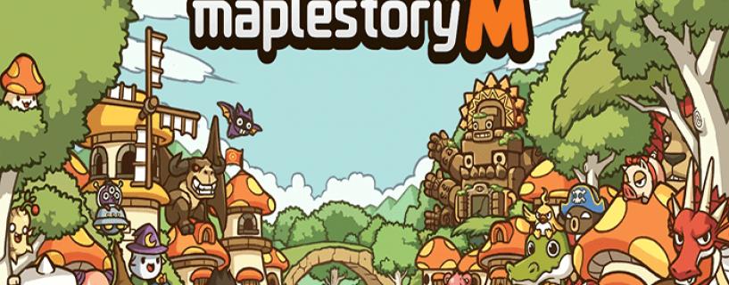 Tải ngay game maplestory vietnam phiên bản M cho di động