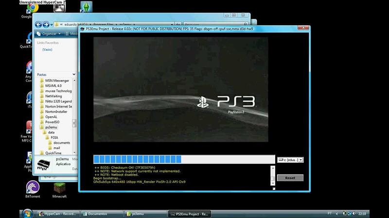 Cách cài đặt giả lập PS3 cho PC