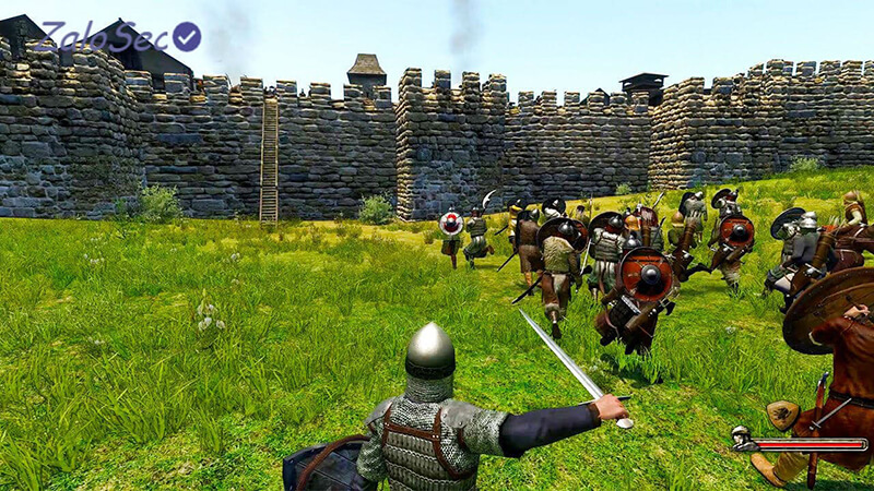 Game nhập vai Mount and Blade