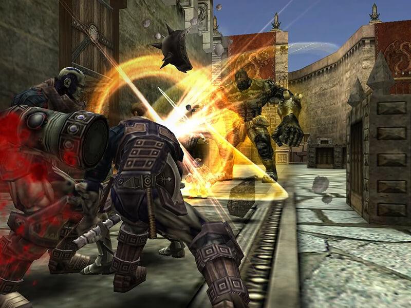 Game hành động Rakion online
