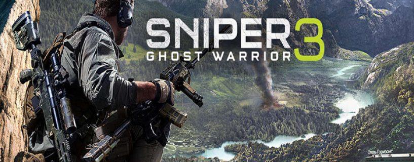 Tải Sniper Ghost Warrior 3 fshare bản full cho PC (đã test)