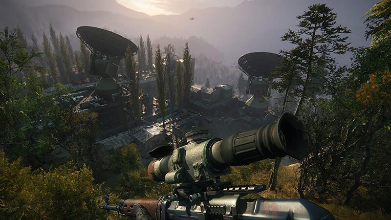 game súng nhắm - Sniper Ghost Warrior 3