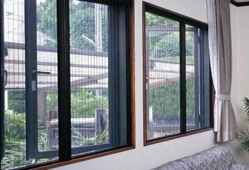 Ưu điểm của cửa lưới chống muỗi dạng lùa