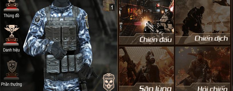 Tải Combat Shooter Mobile – Game của Việt Nam sản xuất