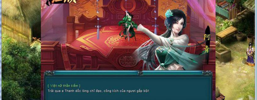 Tải game offline Kim Dung Vô Song bản Việt Hóa cho PC