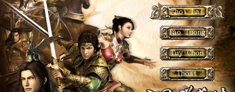 Tải game Tam Quốc Quần Anh Hội Sango Heroes 7 cho PC