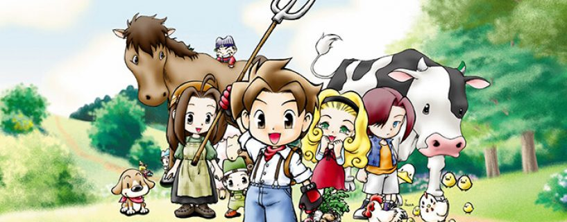 Hướng dẫn Harvest Moon Friends Of Mineral Town đầy đủ