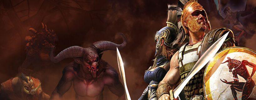 Hướng dẫn chơi titan quest kèm link download bản Full Crack
