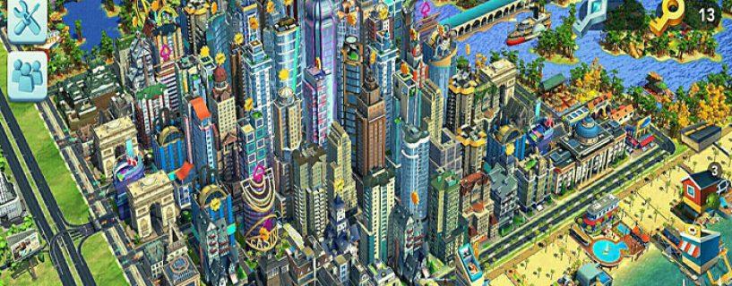 Cách xây nhà cao tầng trong Simcity Buildit chuẩn nhất
